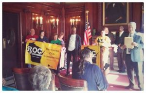 ROC Wisconsin Launch at State Capital 1